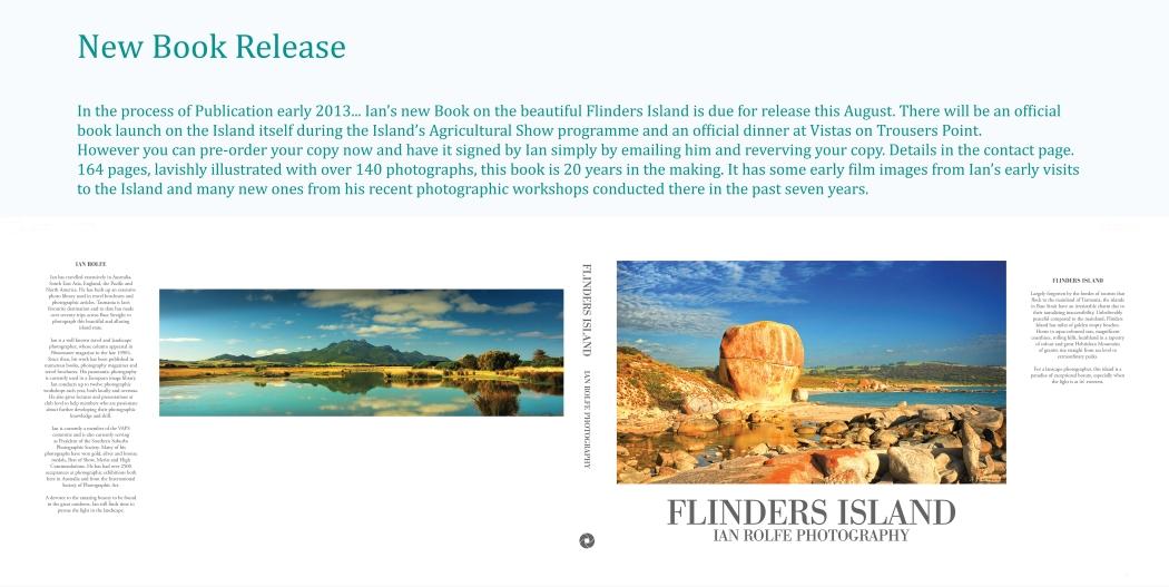 Ian_Rolfe_Flinders_Island_cover01