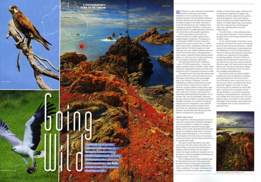 Tarkine-CameraMagazine-May2013-page01and02