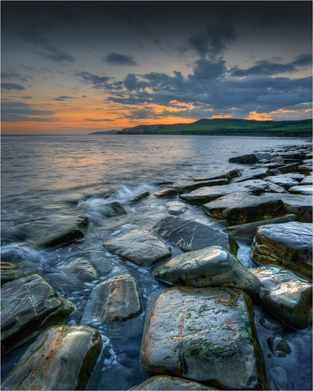 Kimmeridge-Bay-Dusk-E0531-16x20 copy