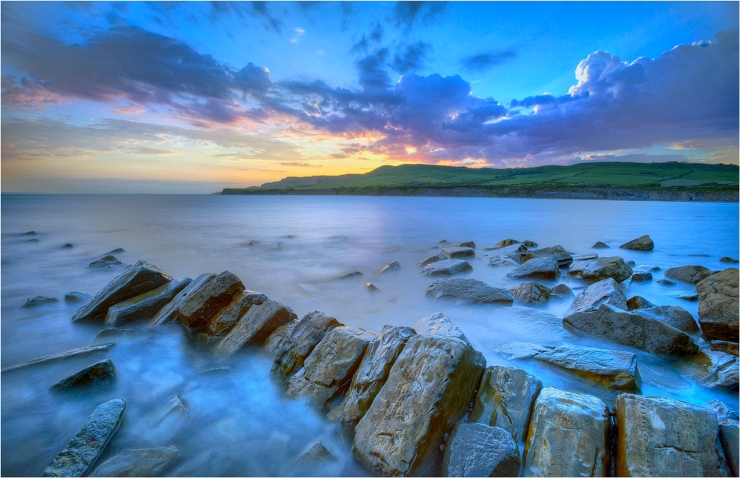 Kimmeridge-Bay-Dusk-E0536-11x17 copy