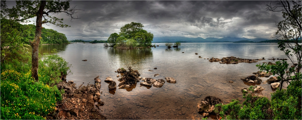 Eastern-Shore-Loch-Lomond-E0115-12x30 copy