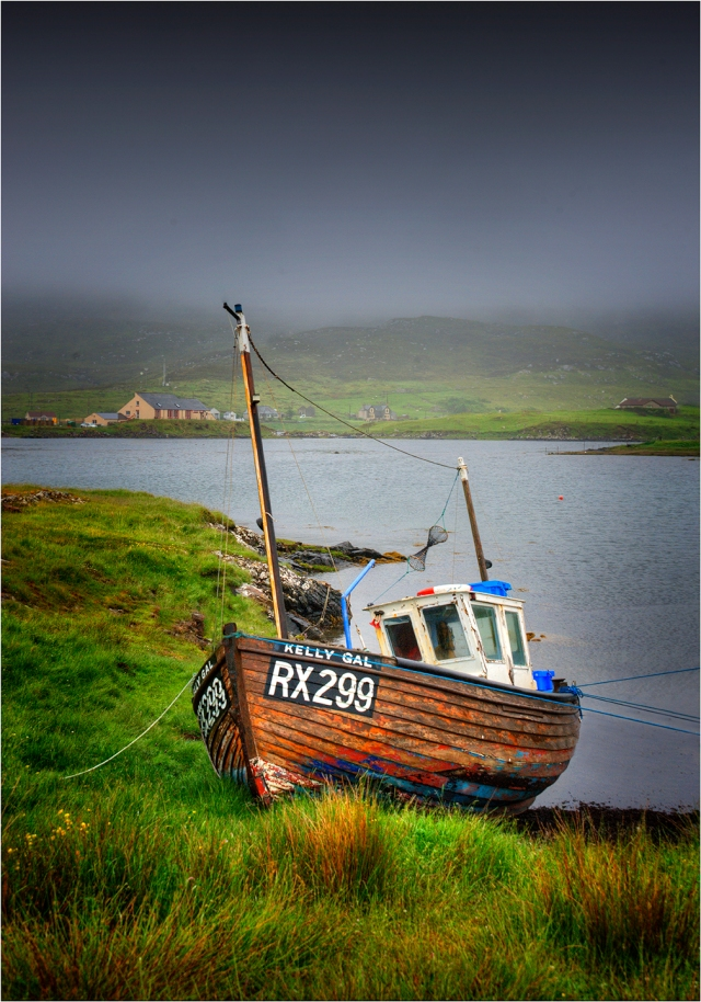 Fishing-Boat-Isle-of-Harris-S0196-14x20 copy