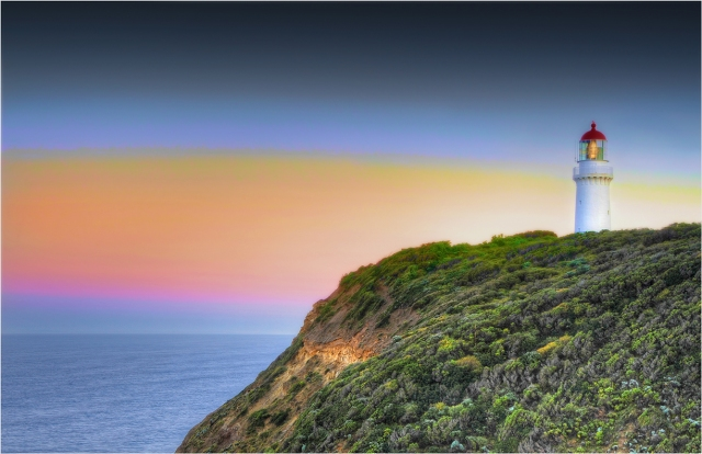 Cape-Schanck-Lighthouse-Dawn