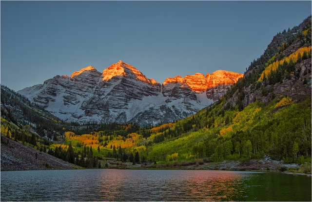 Maroon-Bells-Dawn-CLD050-11x17 copy