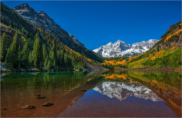 Maroon-Bells-Reflections-CLD071-11x17 copy