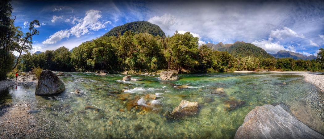 Clinton-River-Milford-Track-NZ0104-15x35 copy