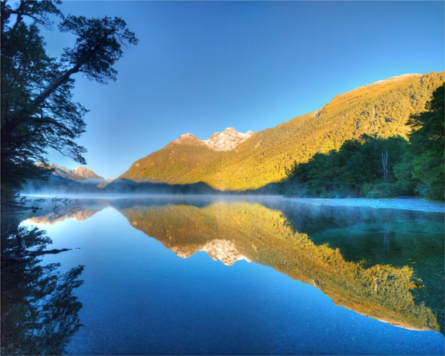 Lake-Gunn-Dawn-Reflections-NZ0270-20x25