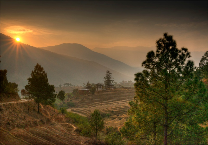 Punakha-Dawn-BHU038-14x20 copy