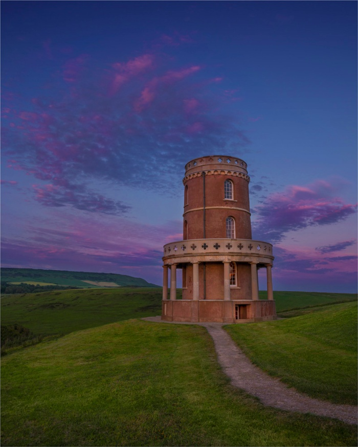 Evening-Clavells-Tower-E0-20x25