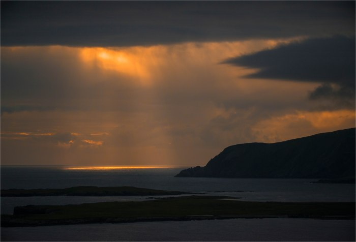 Dusk from-Sumburgh-Head-SHET069-17x25