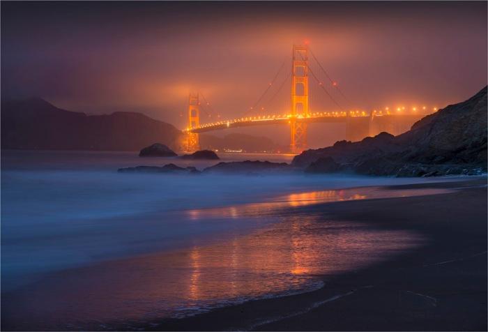 Golden-Gate-Dawn-2015-09-US-CAL007-17x25