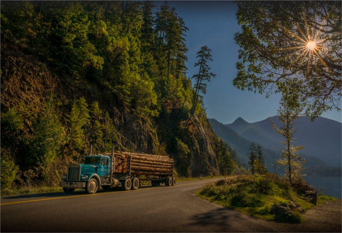 Timber-Truck-Crescent-Lake-2015-US-WASH00121-17x25