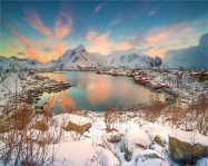 Reine-Dawn-Lofoten-2016-NOR050-20x25