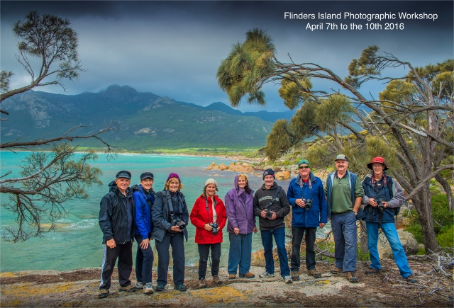 Flinders-Island-Workshop-Group-2016