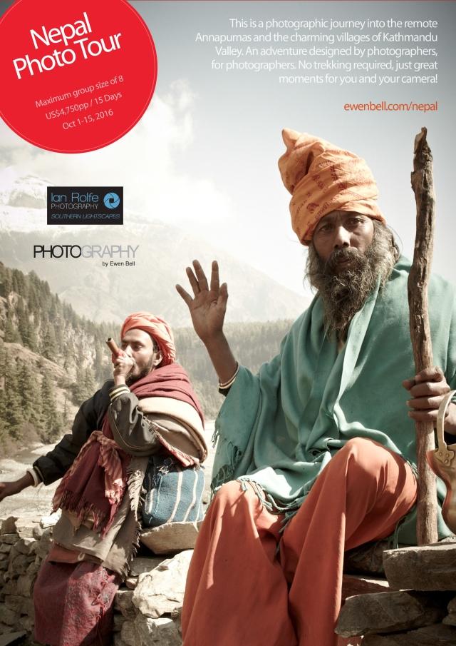 VAPS ian+ewen in Nepal 2016