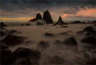 Bermagui-Coastline-Dawn-2016-NSW048-17x25