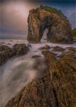 Bermagui-Coastline-Dawn-2016-NSW103-18x25
