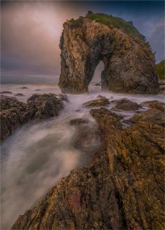 Bermagui-Coastline-Dawn-2016-NSW103-18x25