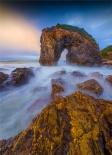 Bermagui-Coastline-Dawn009