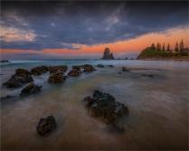 Glasshouse-Sunset-NSW004-20x25