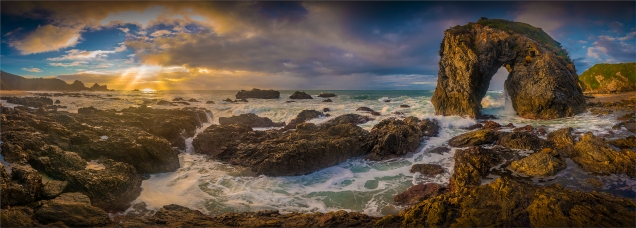 Horse-Head-Rock-Dawn-Bermagui