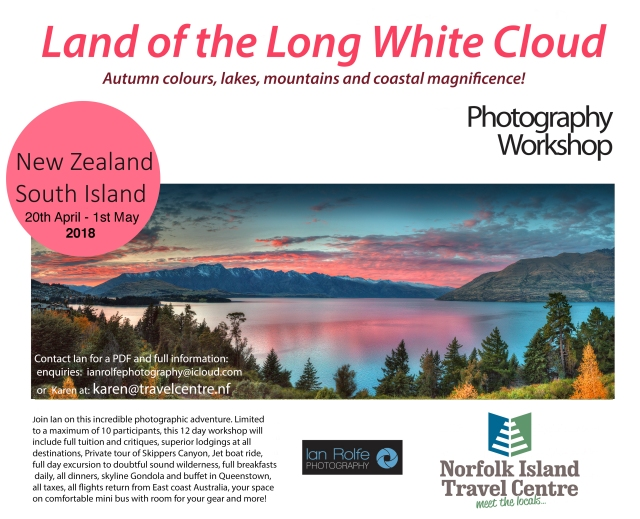 New Zealand Workshop 2018