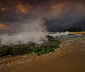 Cemetery-Bay-Stormy-Dawn-2017-Norfolk-Island-052