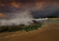 Cemetery-Bay-Stormy-Dawn-2017-Norfolk-Island-0592