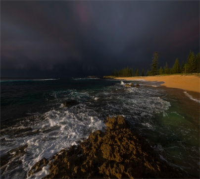 Cemetery-Bay-Stormy-Dawn-2017-Norfolk-Island-089