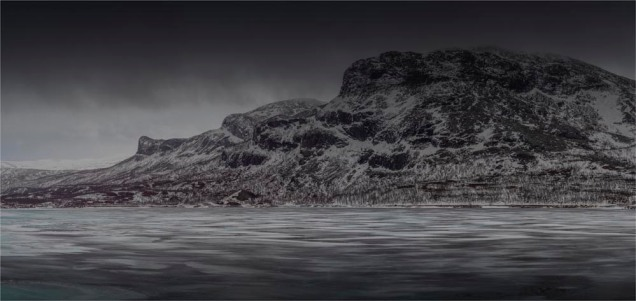 Stora-Sjofallets-NP-25022019-Akkajaure-067-Panorama