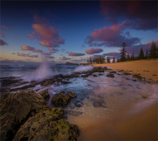 Cemetery-Bay-Beach-Dawn-Kingston-160919-Norfolk-Island-100