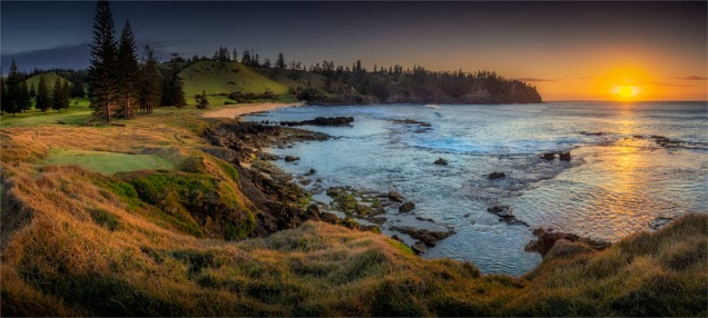 Cemetery-Bay-Dawn-240919-Norfolk-Island-789-Panorama
