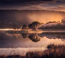 Curalo-Lagoon-Dawn-Light-121019-NSW-Eden-2GG27
