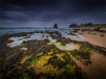 Glass-House-Beach-Low-Tide-Narooma-071019-NSW-109