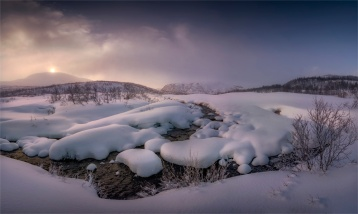 Ringvassoya-Winter-Light-03012020-Tromso-NOR-7930-Panorama