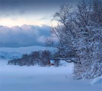 Skogsfjordvatnet-Ringvassoya-Snowfall-02262020-Tromso-NOR-060